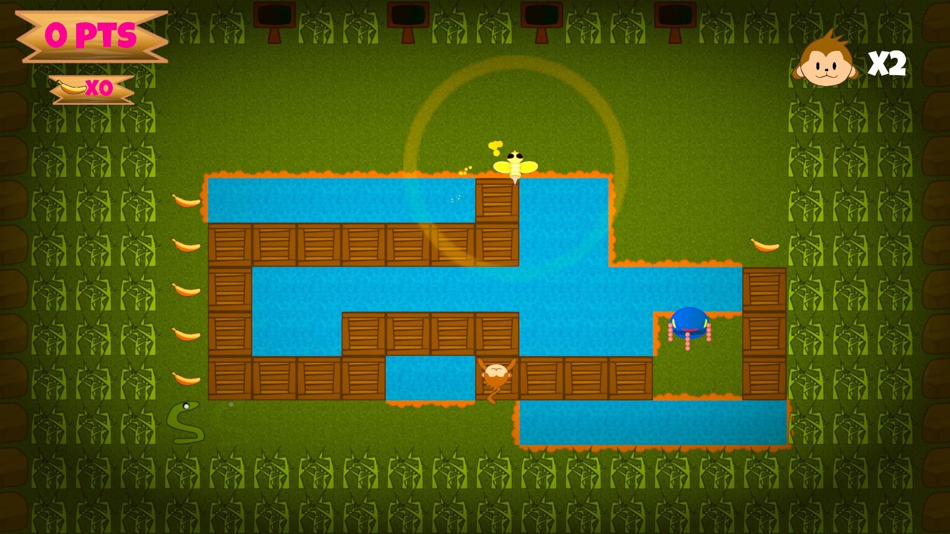 Metal Banana screenshot