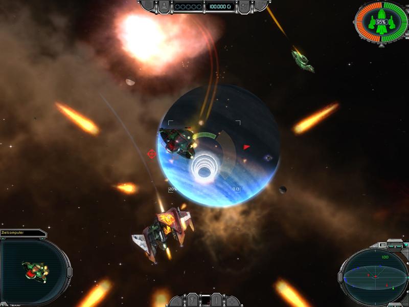 Darkstar One screenshot