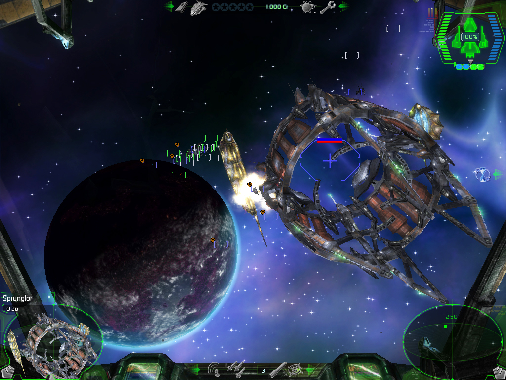 Darkstar One screenshot