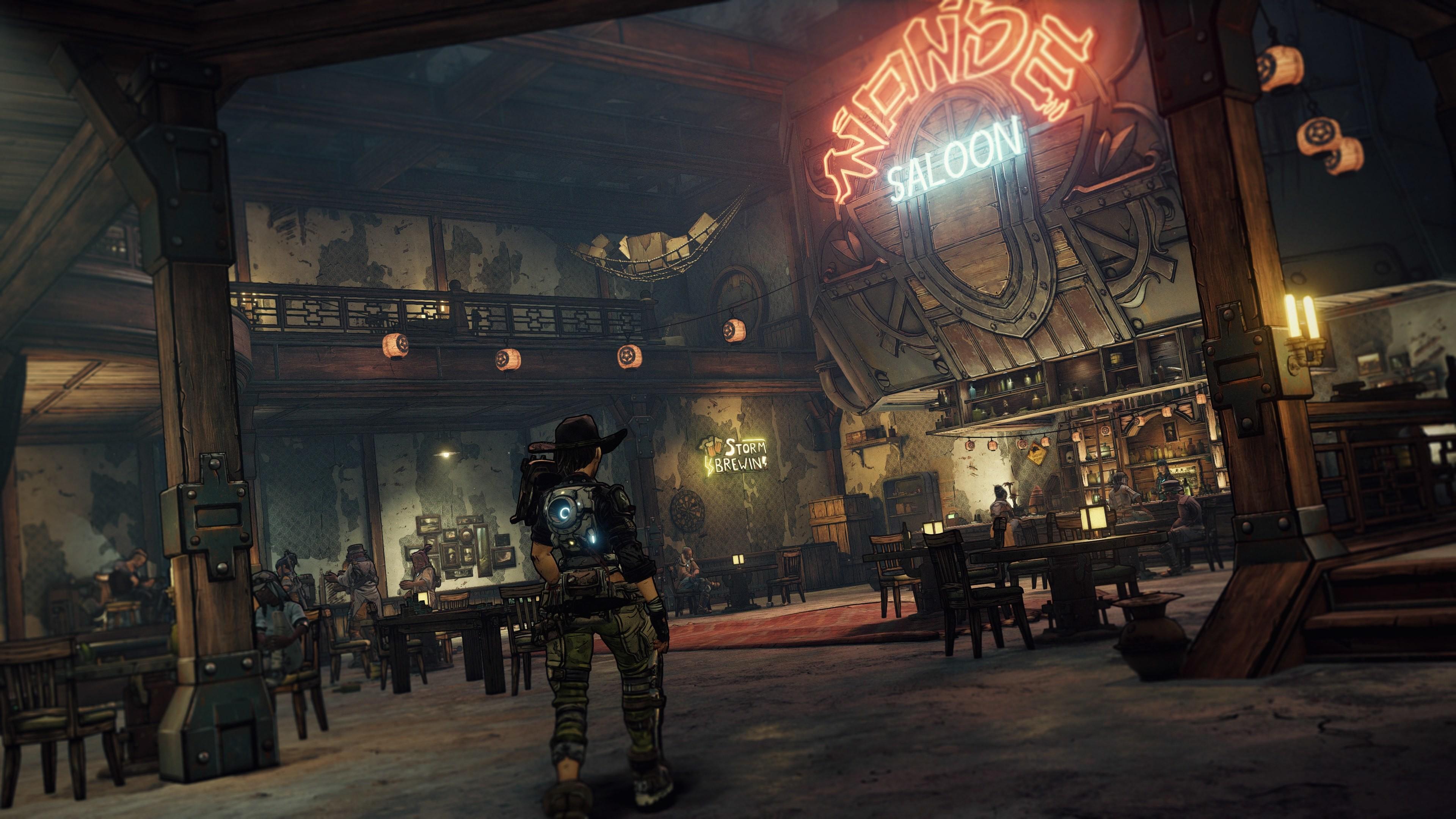 Borderlands 3: Bounty of Blood screenshot