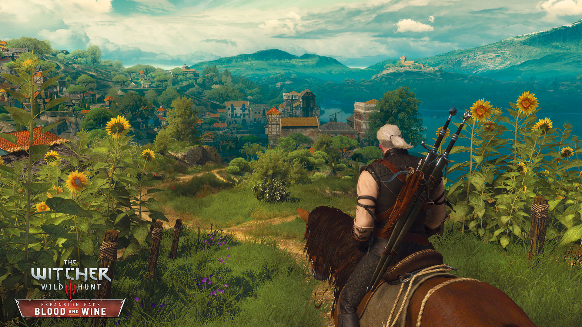 The Witcher 3: Wild Hunt - Blood and Wine Soundtrack screenshot