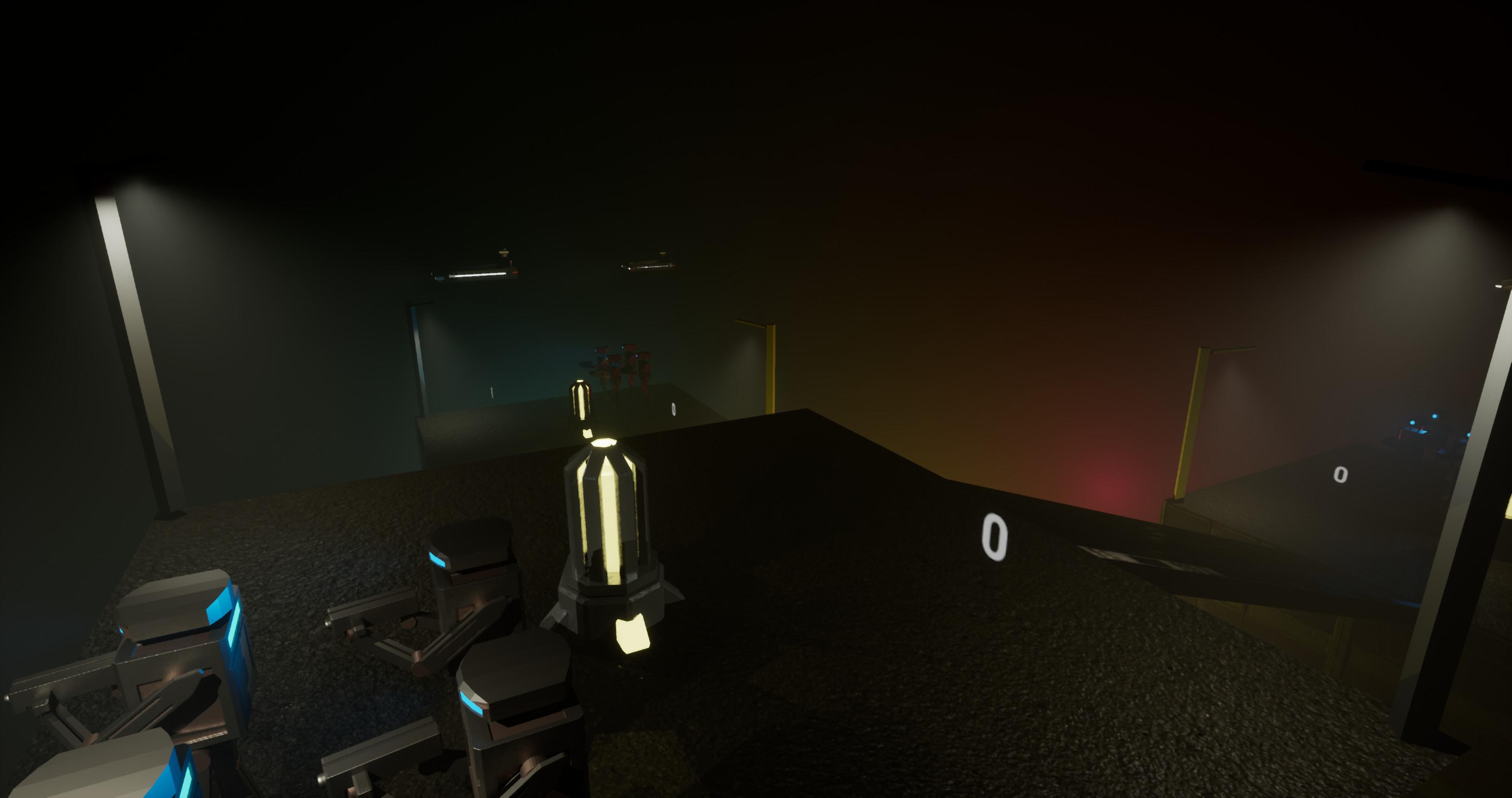 Corporated Robots Wars screenshot