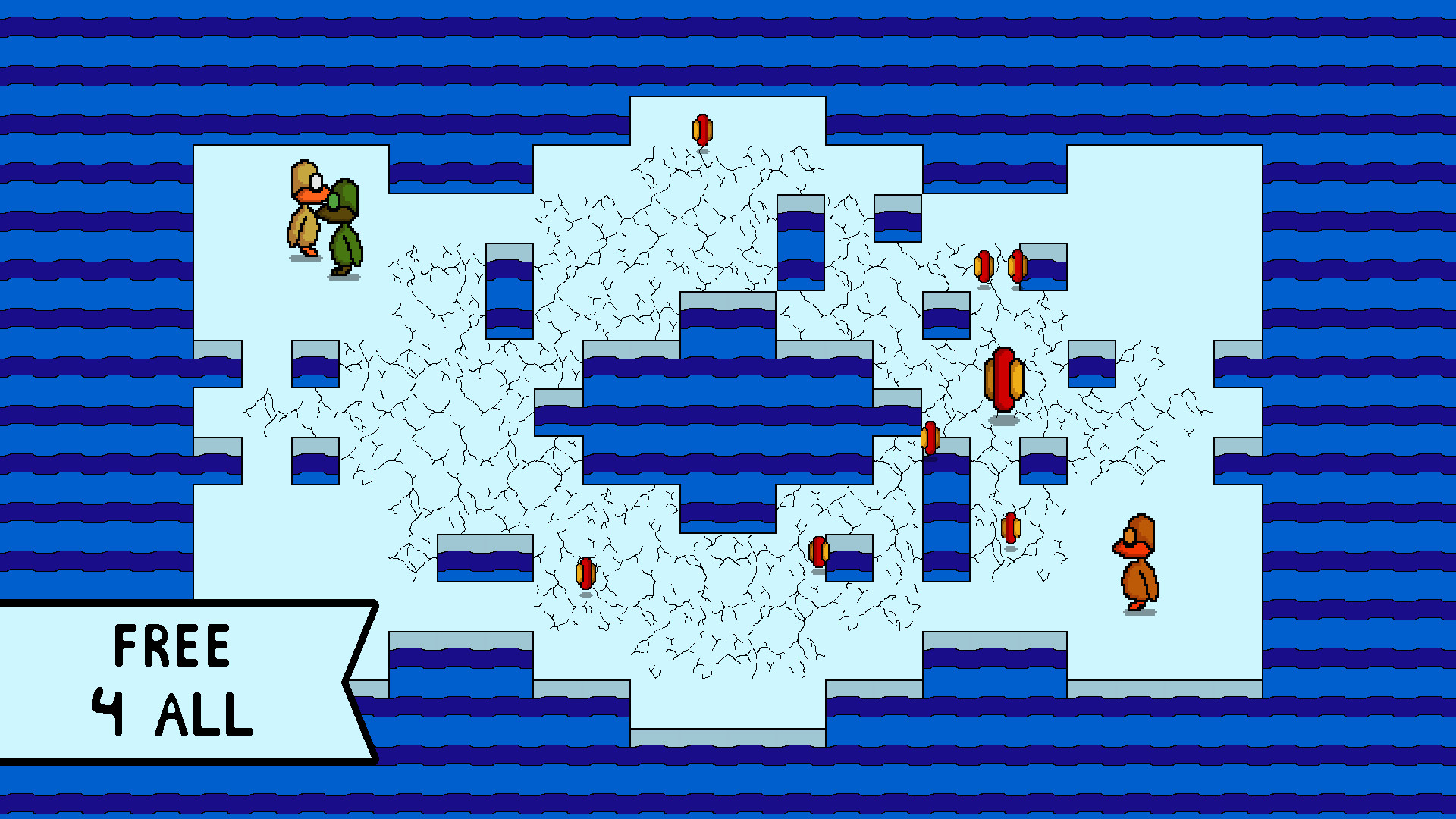 Ducks' Wrath screenshot