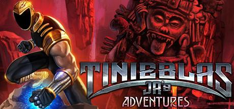 Tinieblas Jr's Adventures