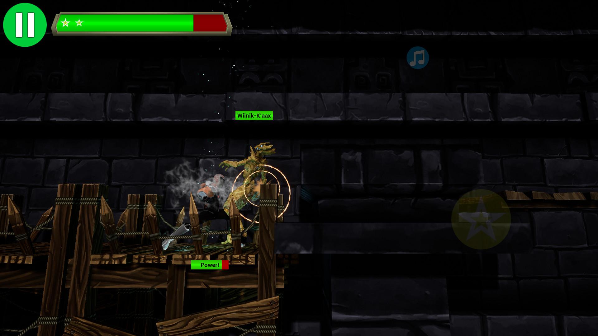 Tinieblas Jr's Adventures screenshot