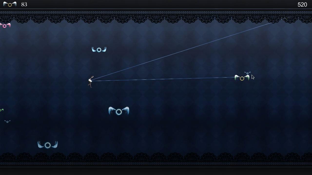 Wire Flying Maid screenshot