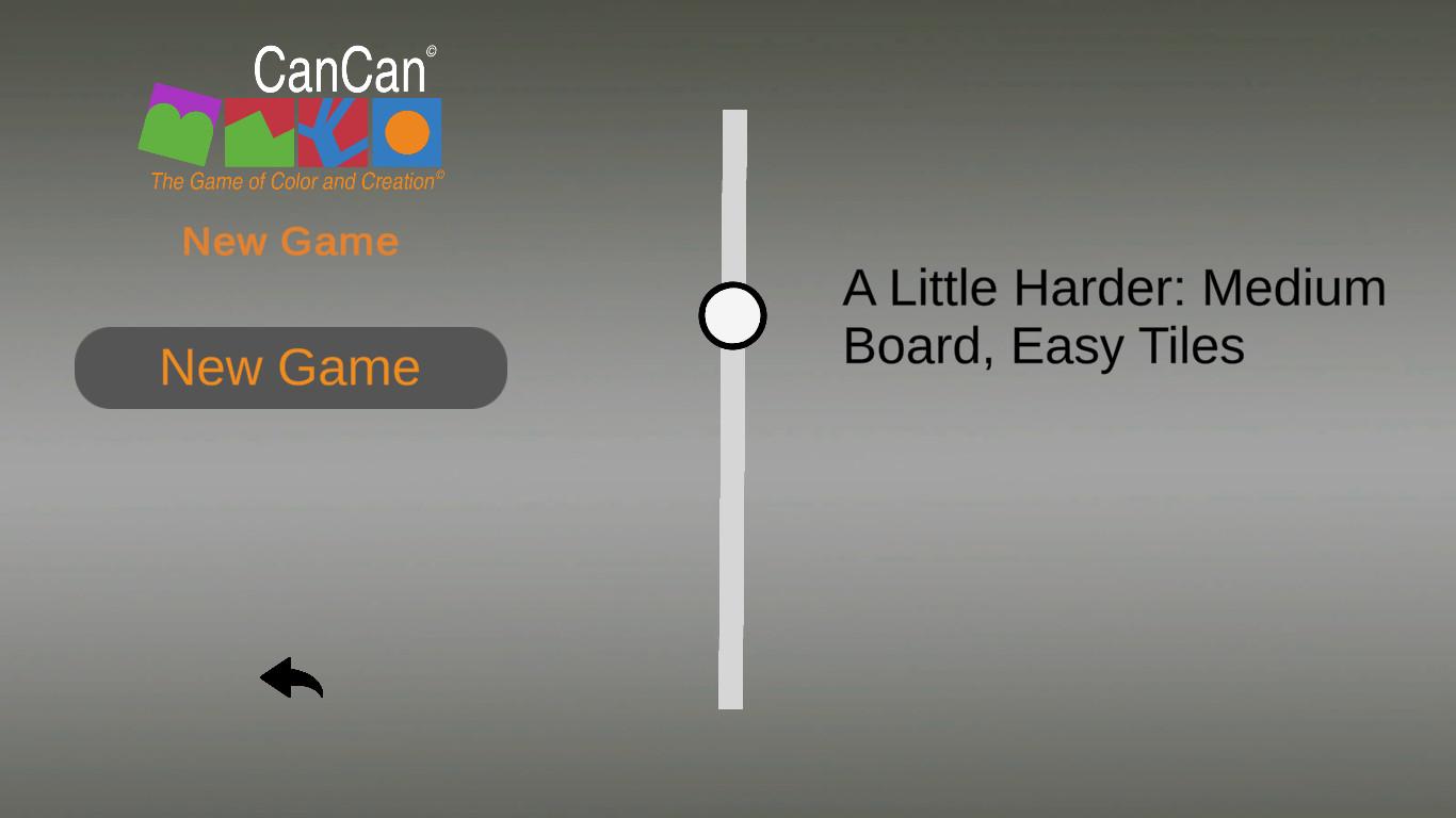 CanCan the Game screenshot