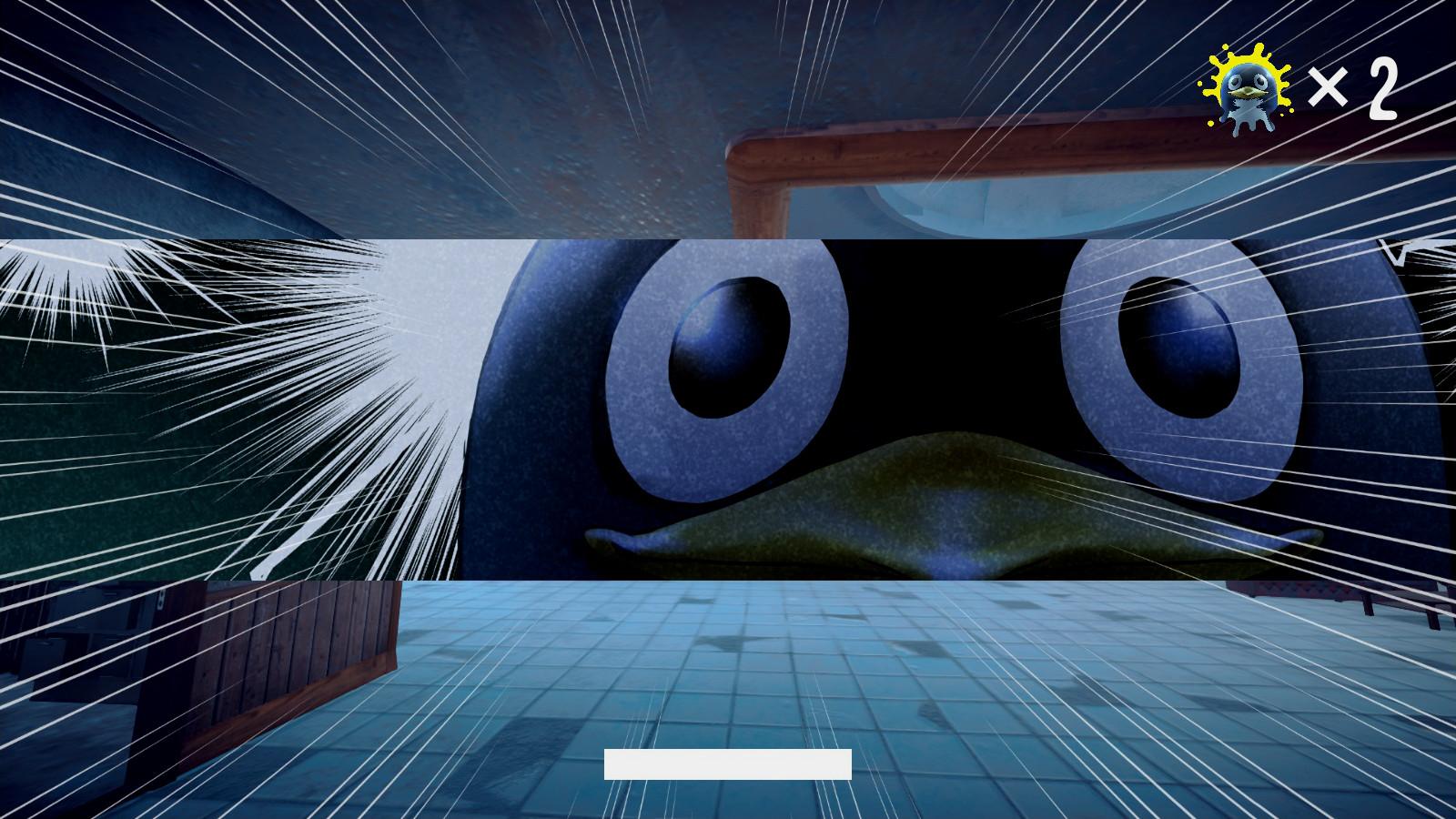 Penguin's Dogma|獄門ペンギン screenshot