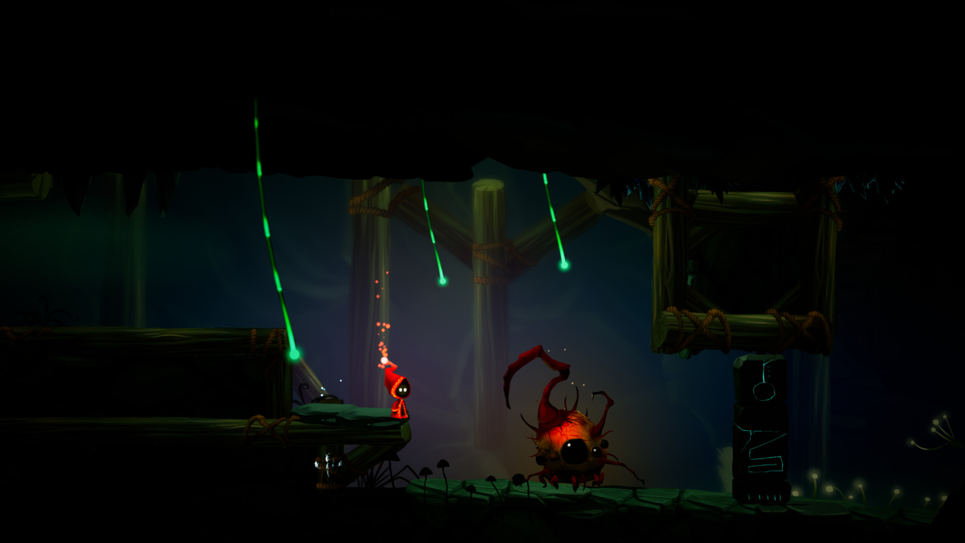Unbound: Worlds Apart Prologue screenshot