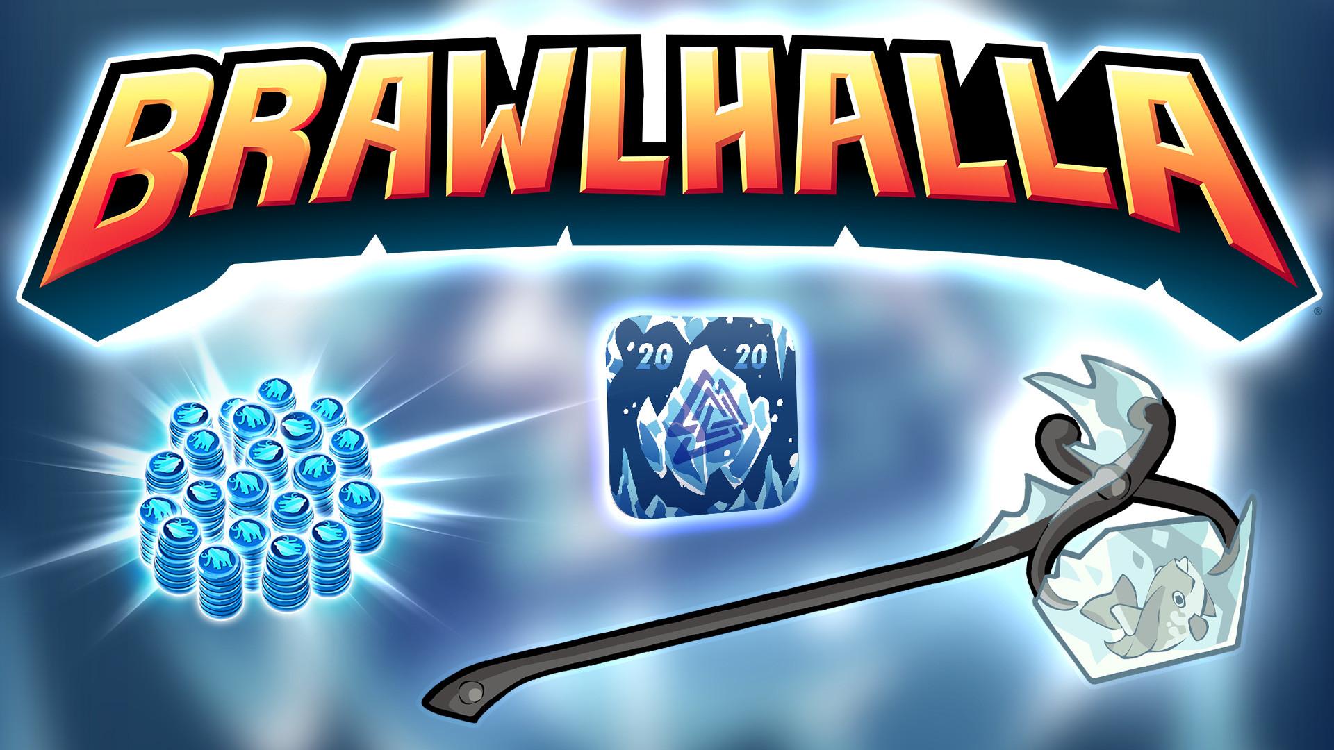 Brawlhalla - Winter Championship 2020 Pack screenshot