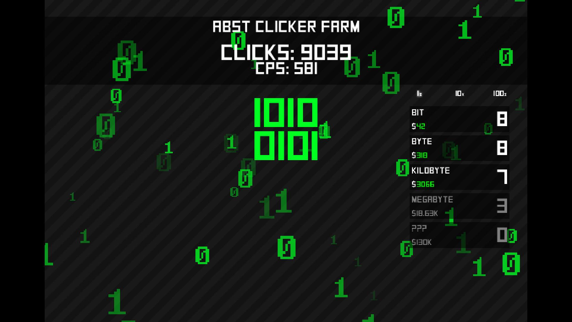 Abst Clicker Farm screenshot