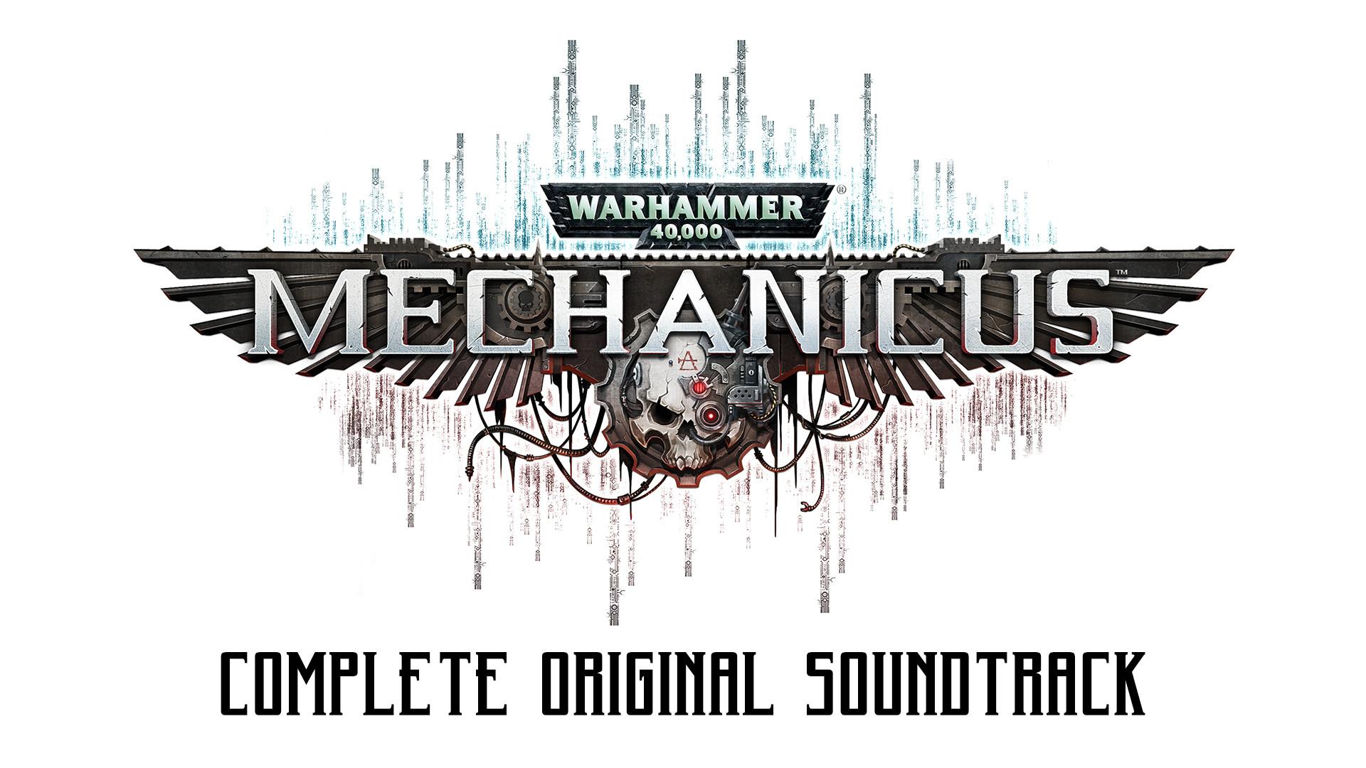 Warhammer 40,000: Mechanicus - Complete Original Soundtrack screenshot