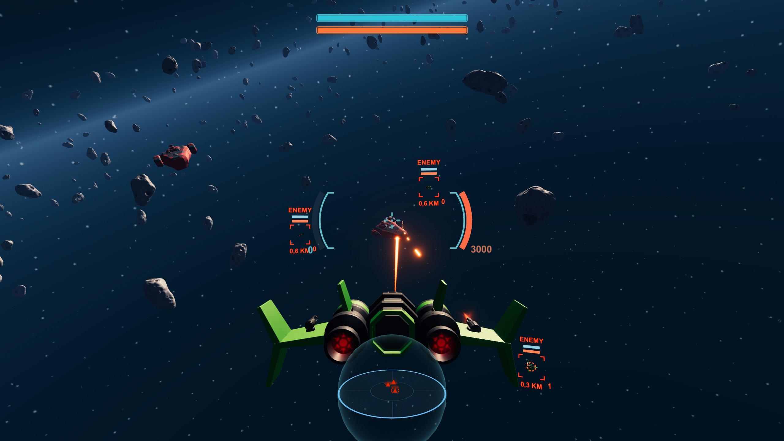 SPACE EXODUS screenshot