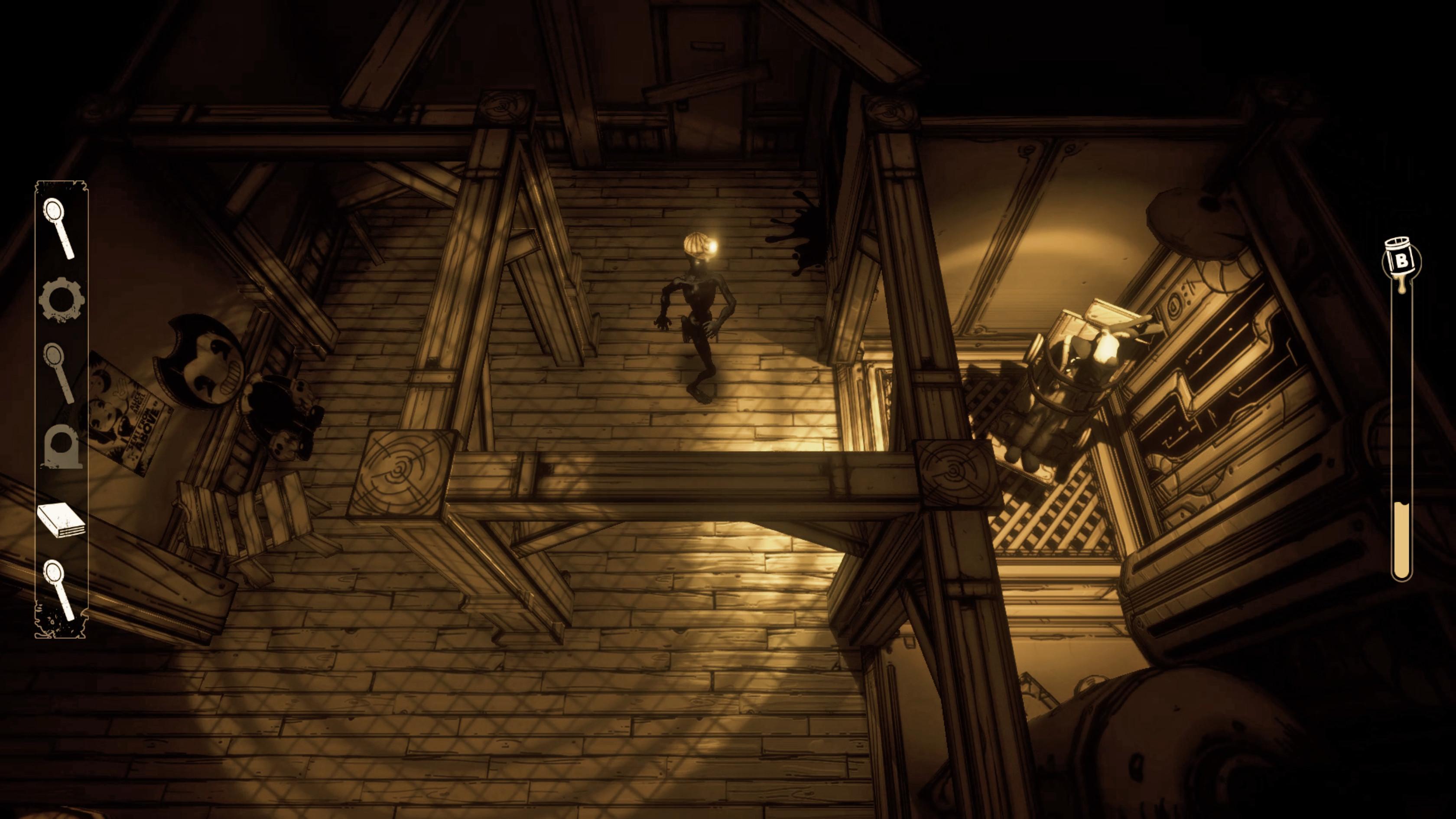 Boris and the Dark Survival screenshot