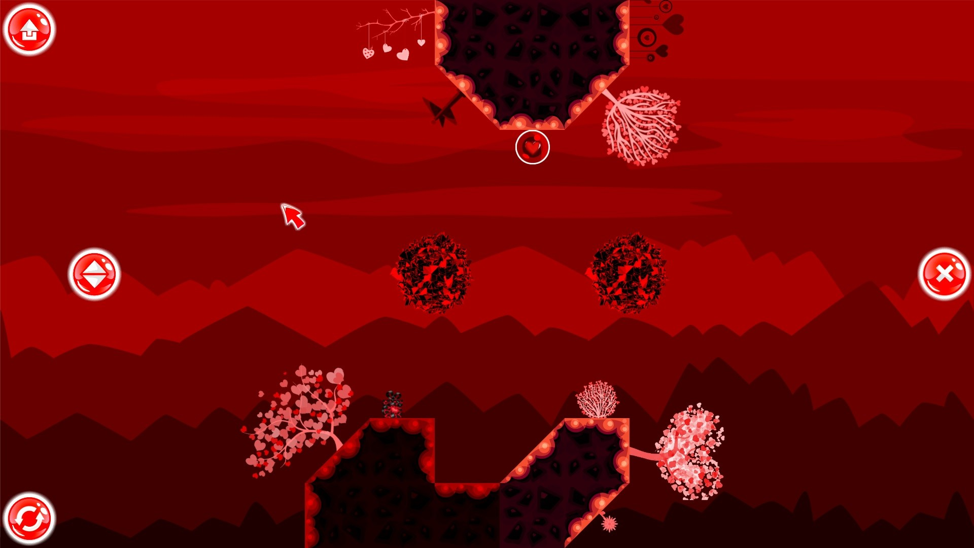 GraFi Valentine screenshot