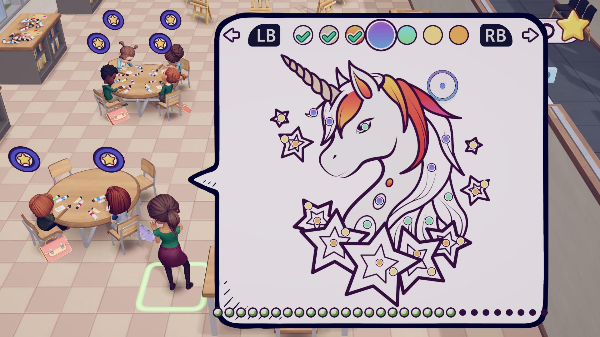 My Universe - School Teacher screenshot
