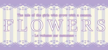 Flowers -Le volume sur automne-