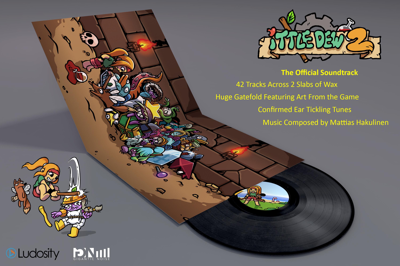 Ittle Dew 2+ Soundtrack screenshot