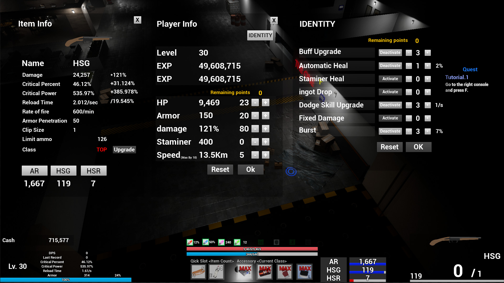 Infection Point screenshot