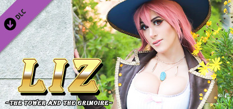 Liz ~The Tower and the Grimoire~ - Official Liz Cosplay by Elizabeth Rage