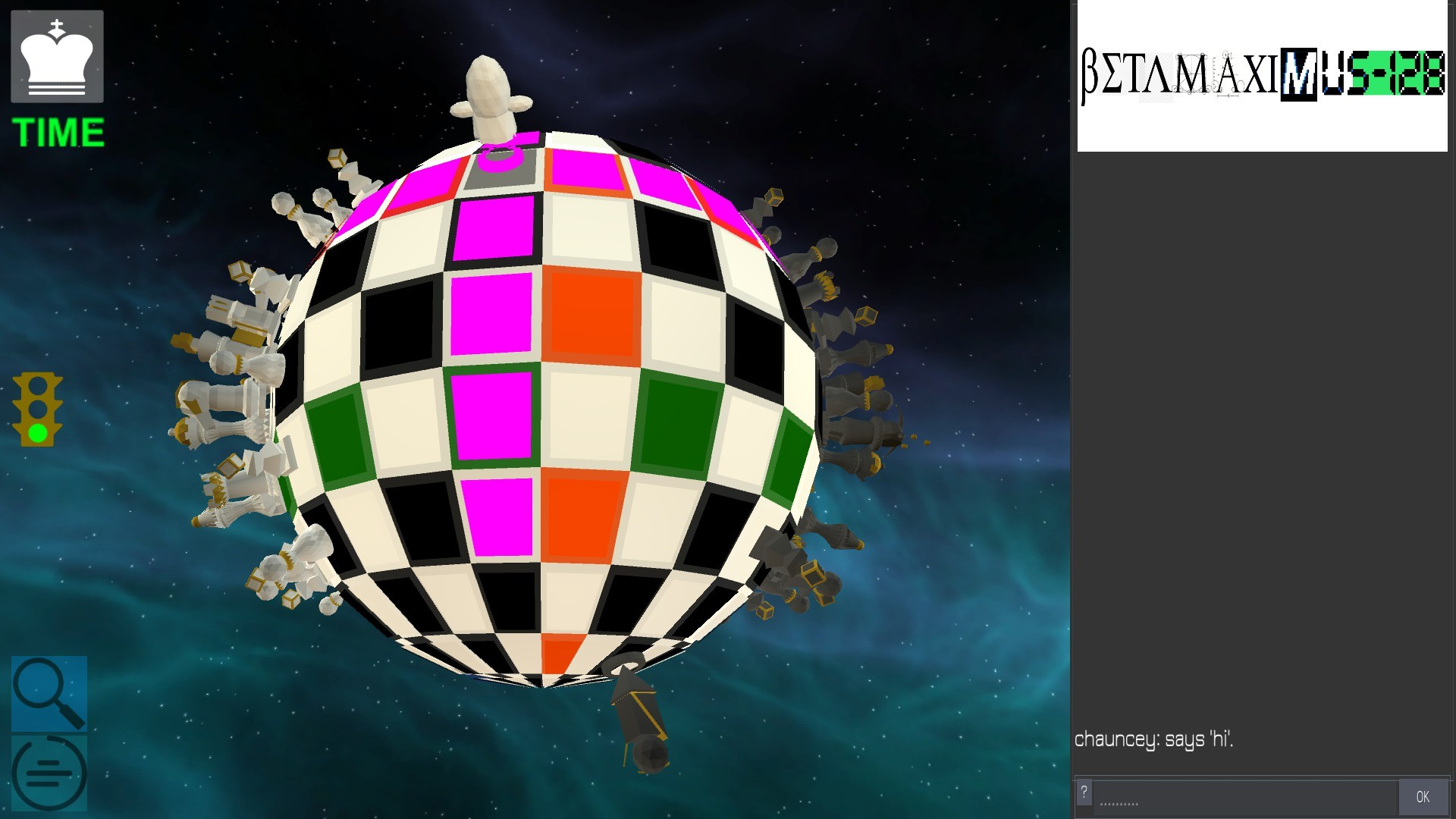 Chess Sphere - Expansion Pack 1 screenshot