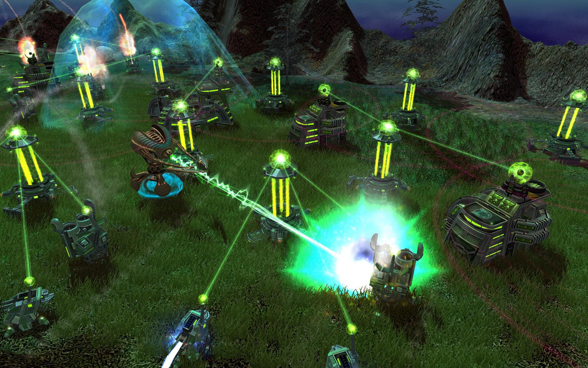Perimeter 2: New Earth screenshot