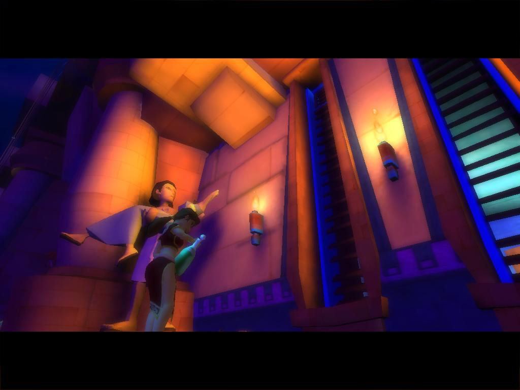 Ankh 2: Heart of Osiris  screenshot