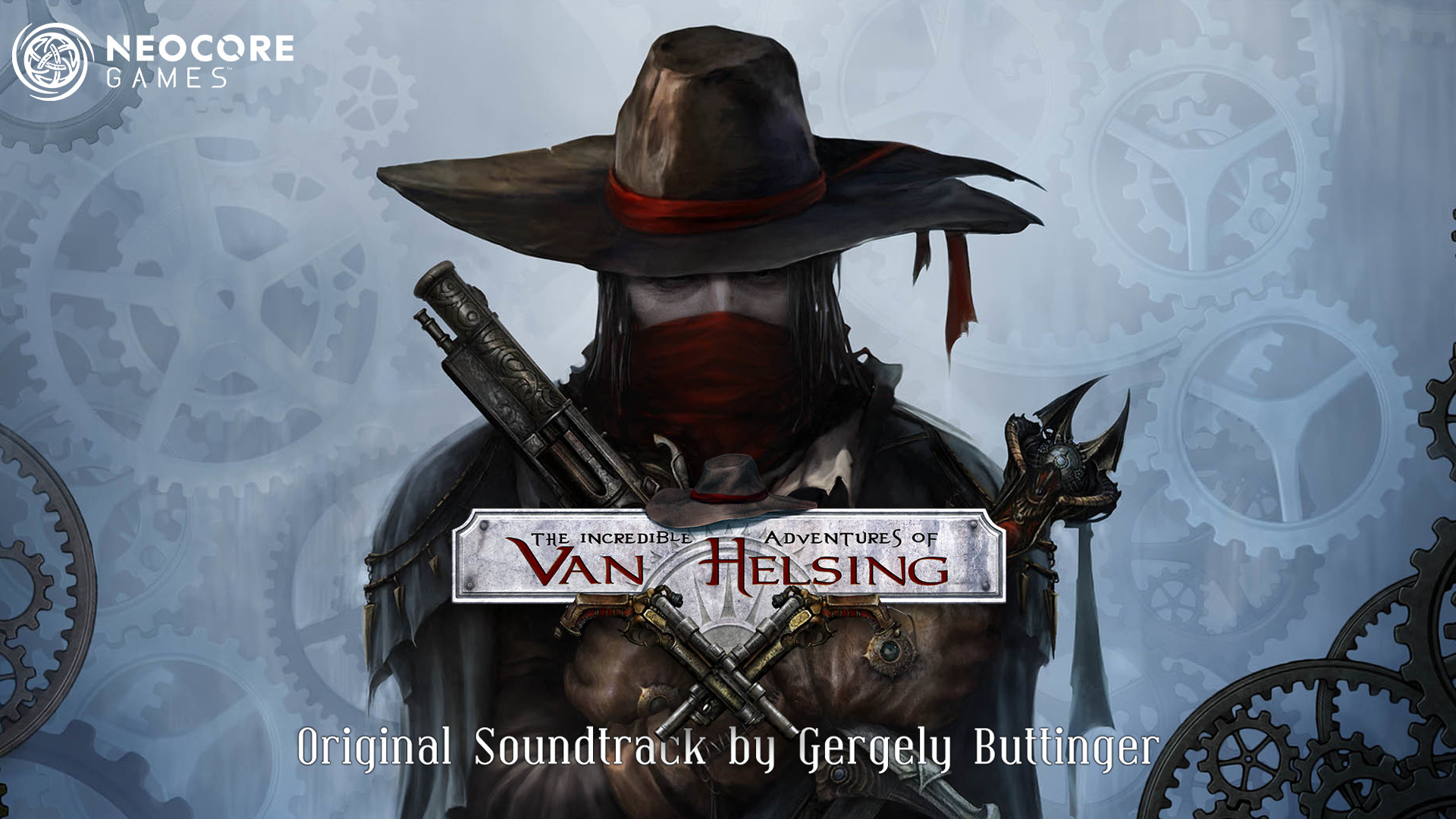 The Incredible Adventures of Van Helsing Soundtrack screenshot