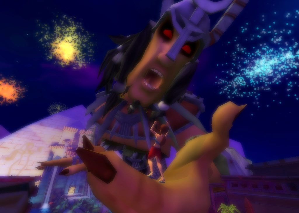 Ankh 3: Battle of the Gods screenshot