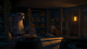 The Lost Legends of Redwall : Escape the Gloomer : Soundtrack screenshot