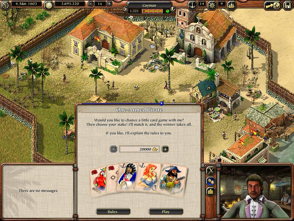 Port Royale 2 screenshot
