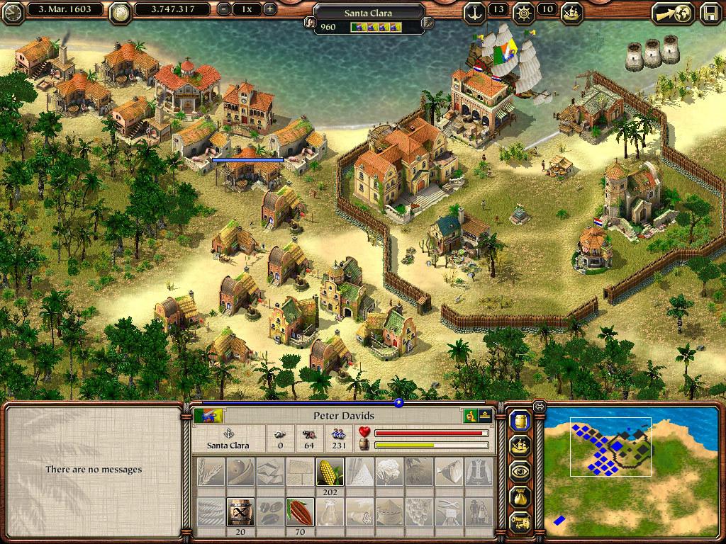 Port Royale 2 screenshot 1
