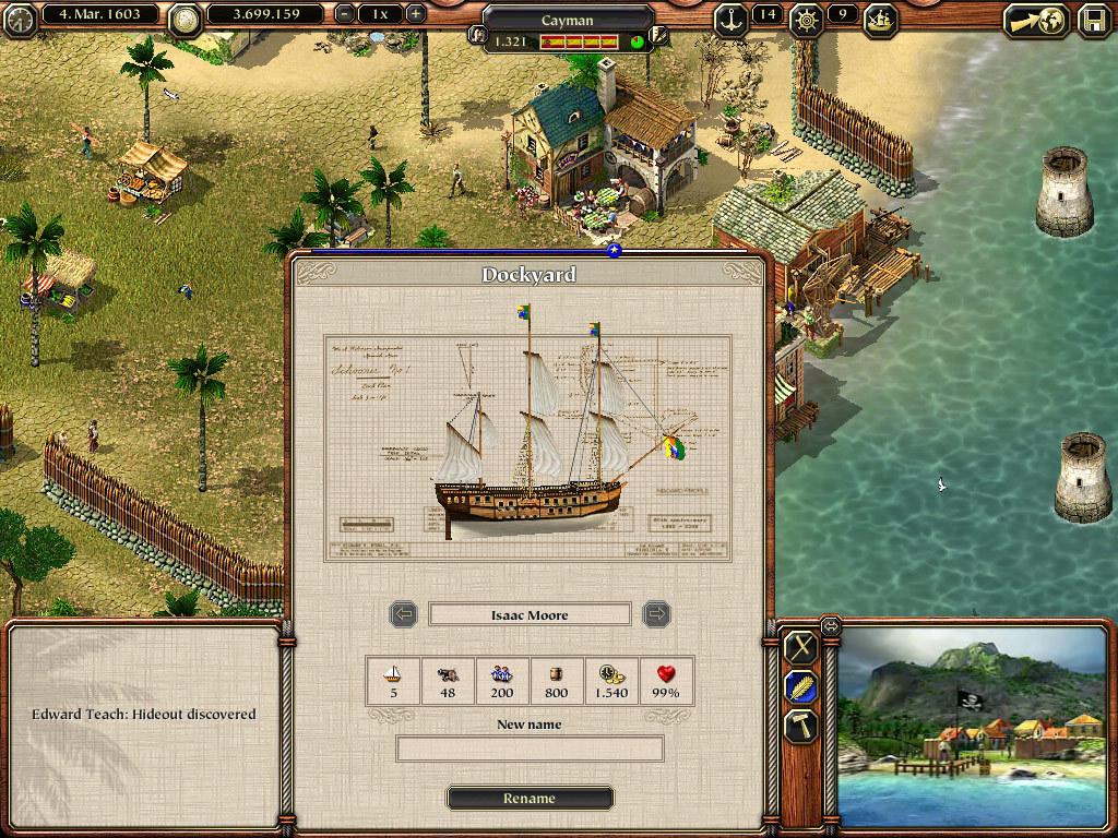 Port Royale 2 screenshot 2