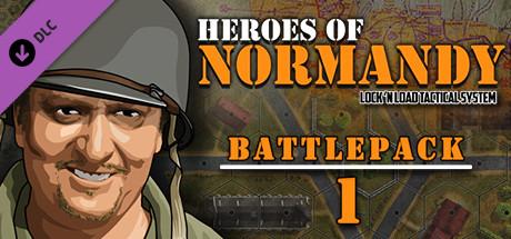 Lock 'n Load Tactical Digital: Heroes of Normandy - Pack 1
