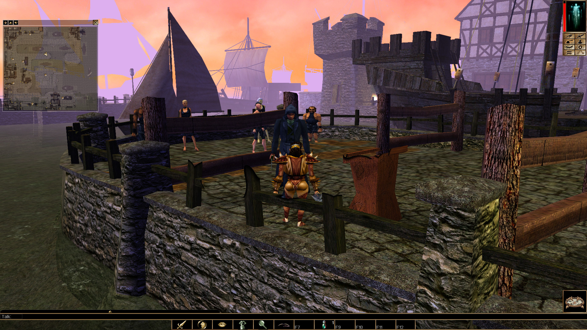 Neverwinter Nights: Enhanced Edition Dark Dreams of Furiae screenshot