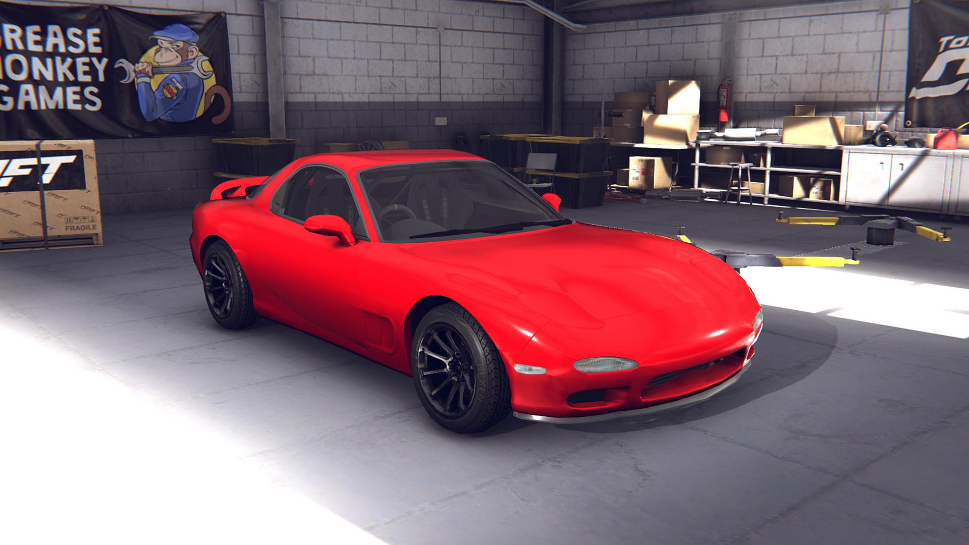 Torque Drift - RX7 FD screenshot