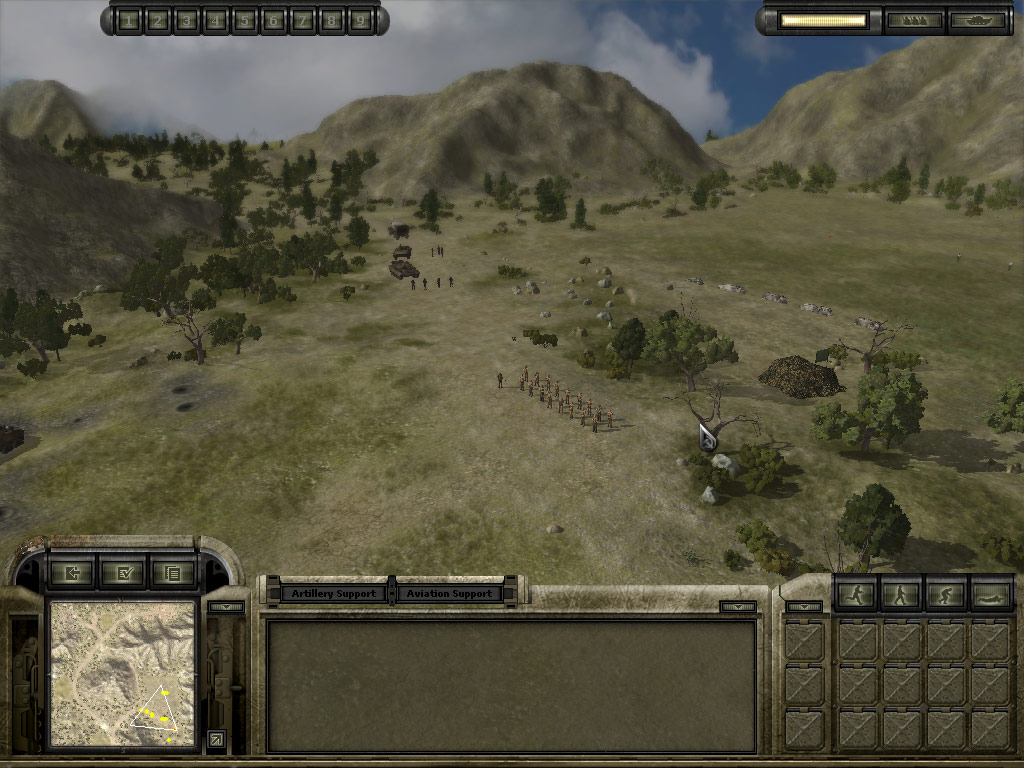 9th Company: Roots Of Terror screenshot