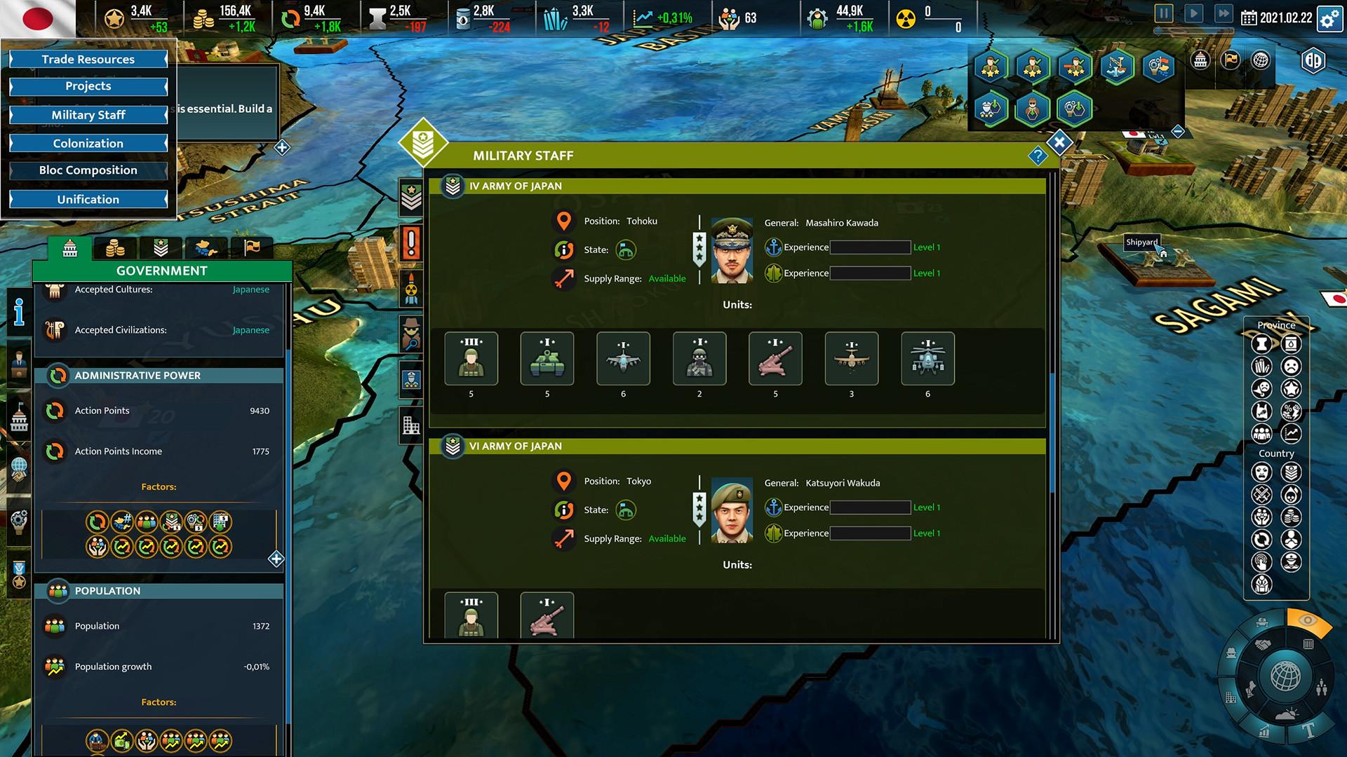 Realpolitiks II screenshot