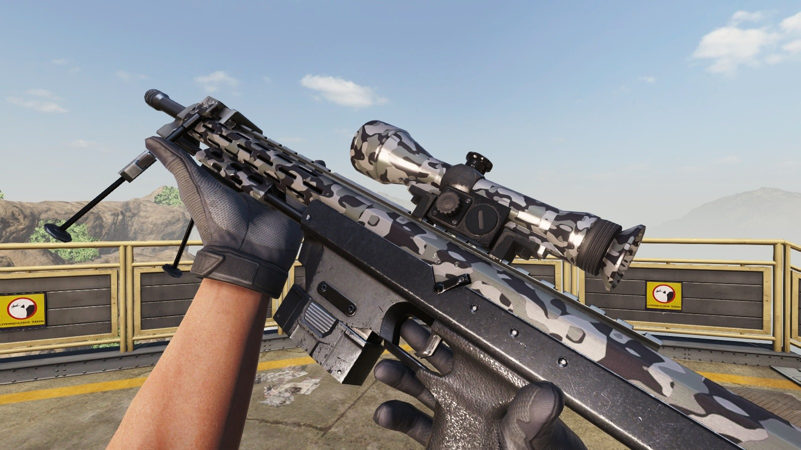 Ironsight - Arctic DSR-1 Pack screenshot