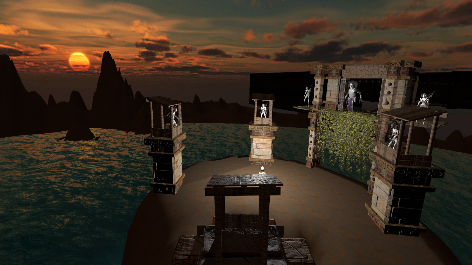 """Adventures of JQ Jones: """"Isle of the Serpent Empress"""" screenshot"""