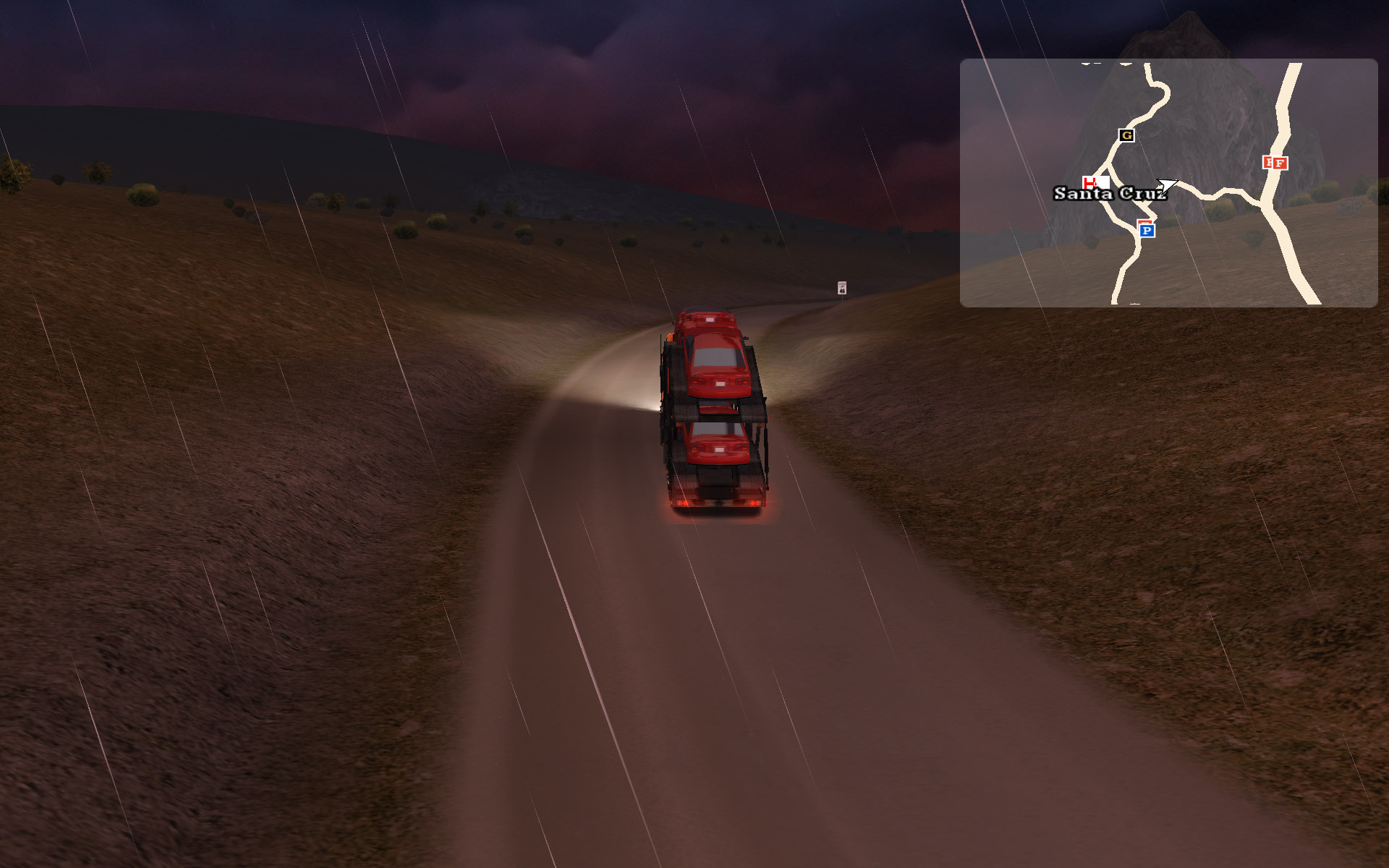 18 Wheels of Steel: American Long Haul screenshot