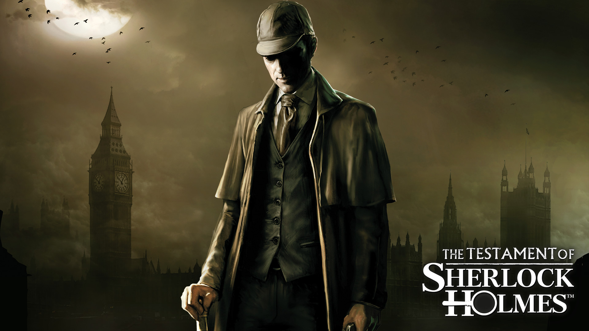 Sherlock Holmes Franchise Modern Soundtrack screenshot
