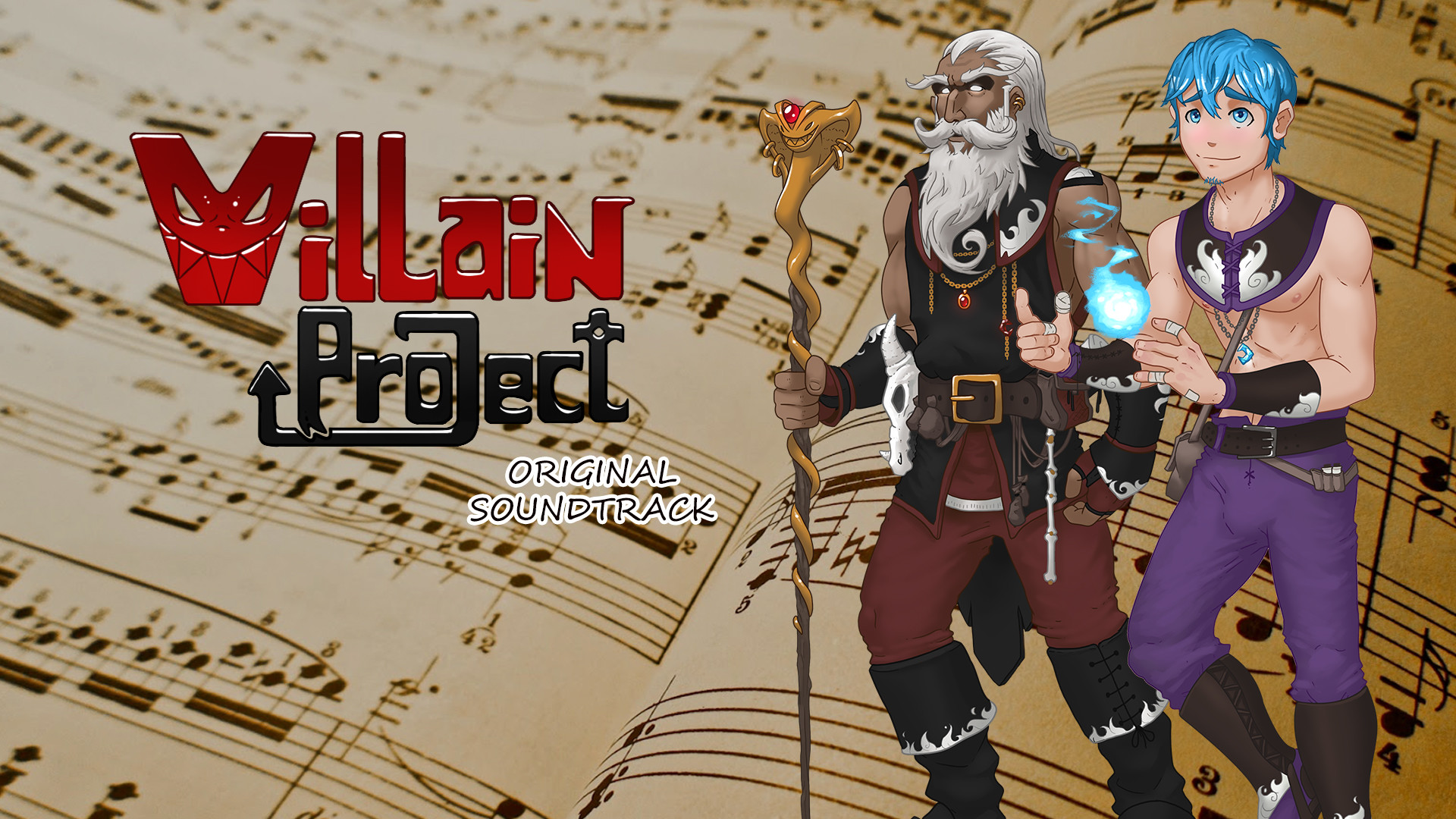 Villain Project - Original Soundtrack screenshot