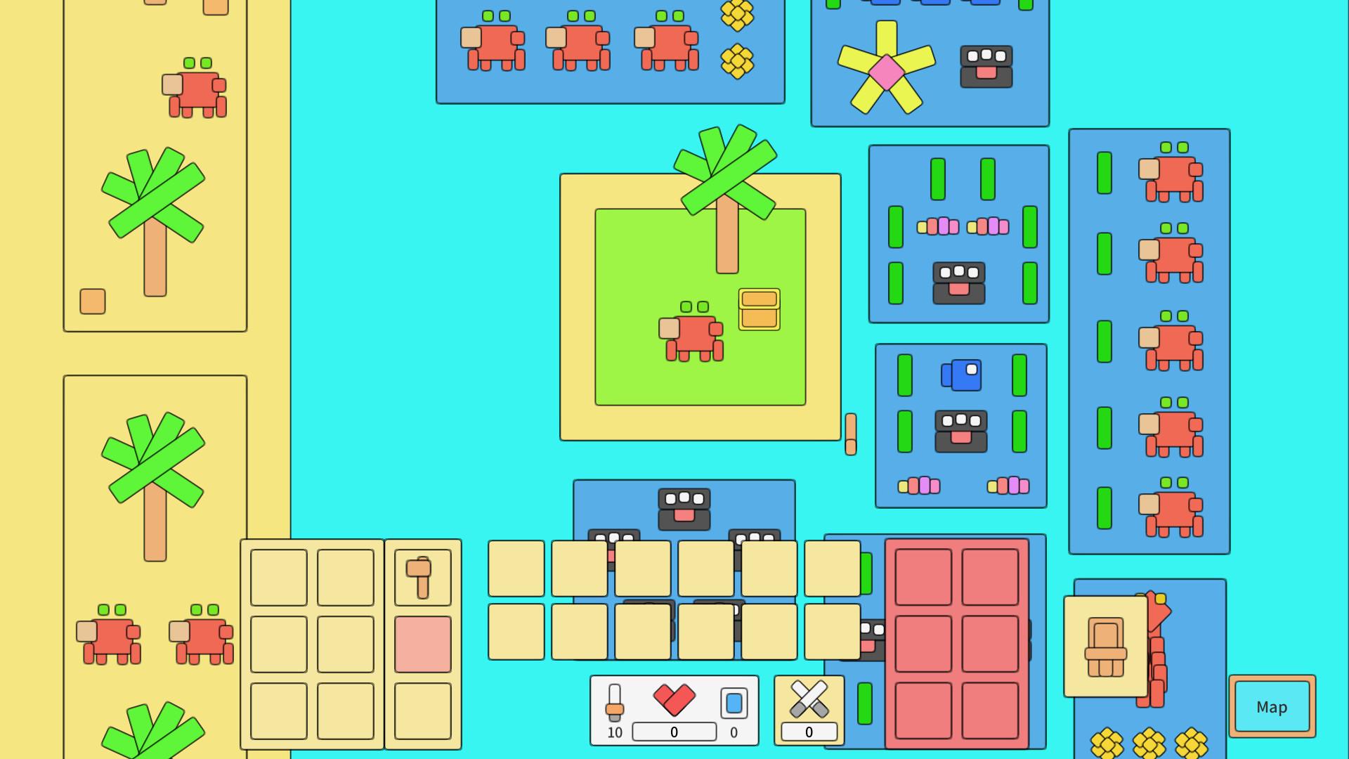 Squares Story screenshot