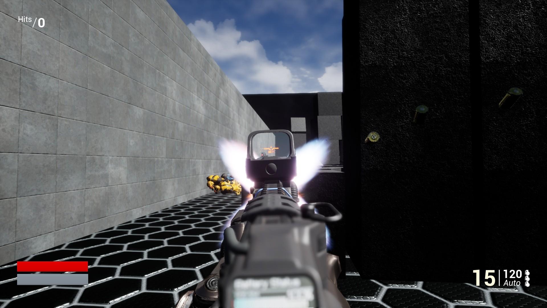 Space Sergeants screenshot