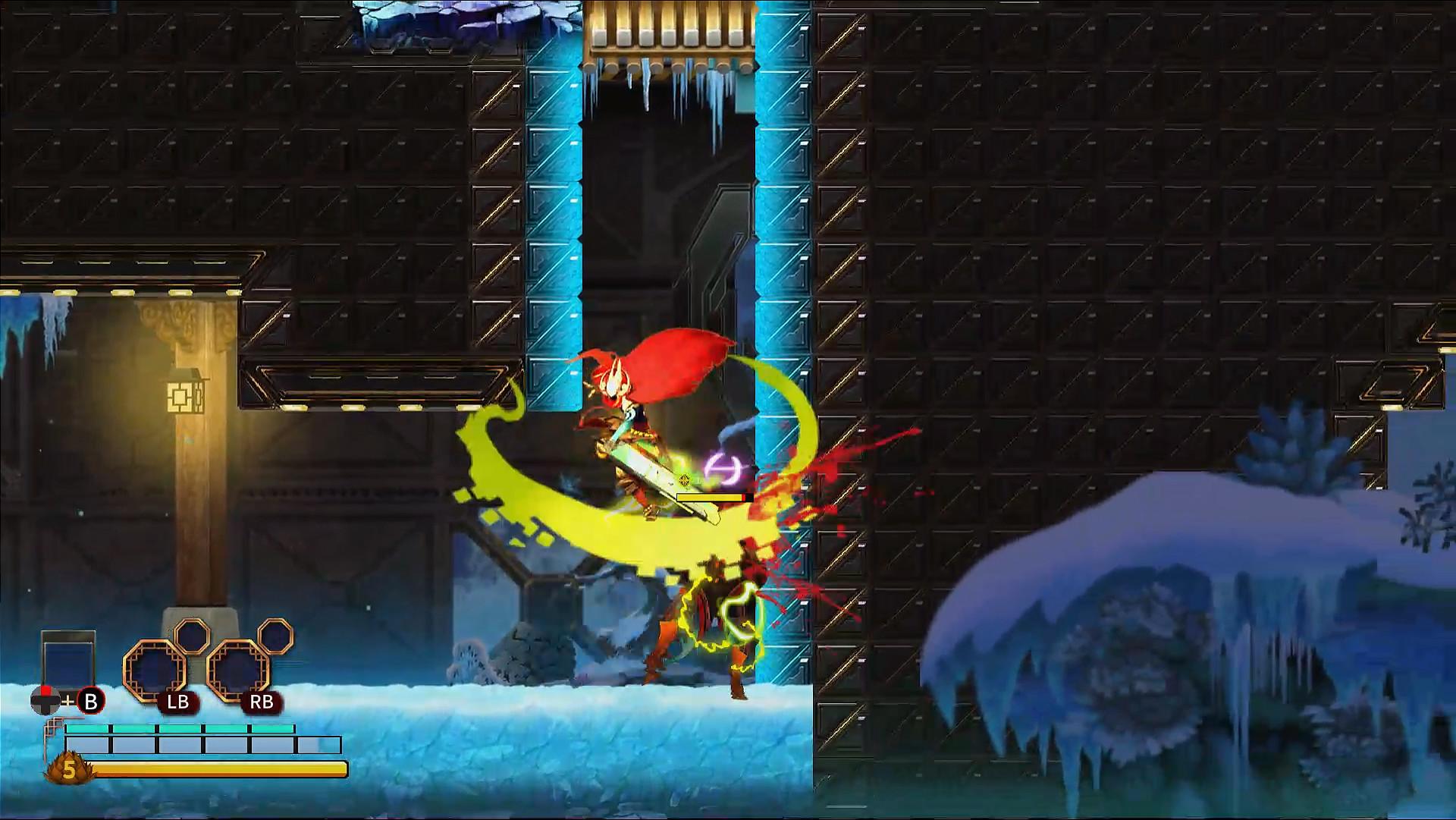 Karma Knight screenshot