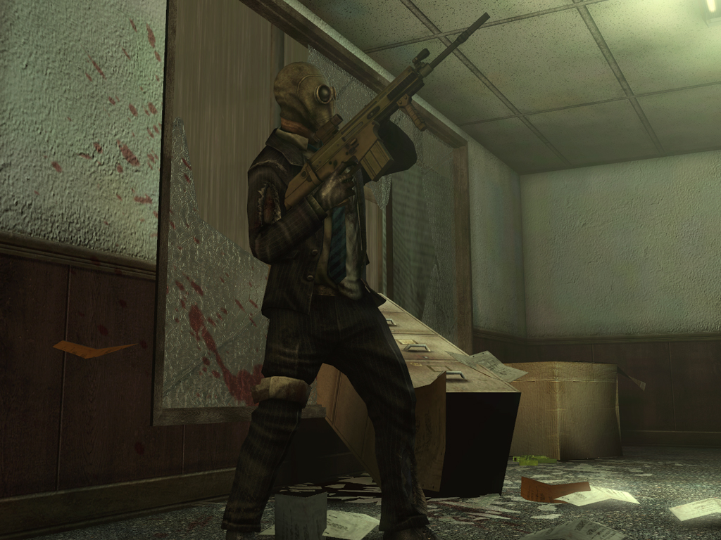 Killing Floor: Nightfall Character Pack screenshot