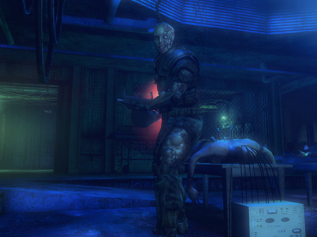 Killing Floor: Nightfall Character Pack screenshot