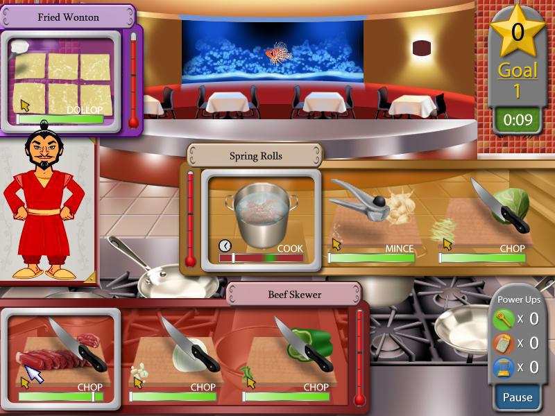 Hot Dish screenshot