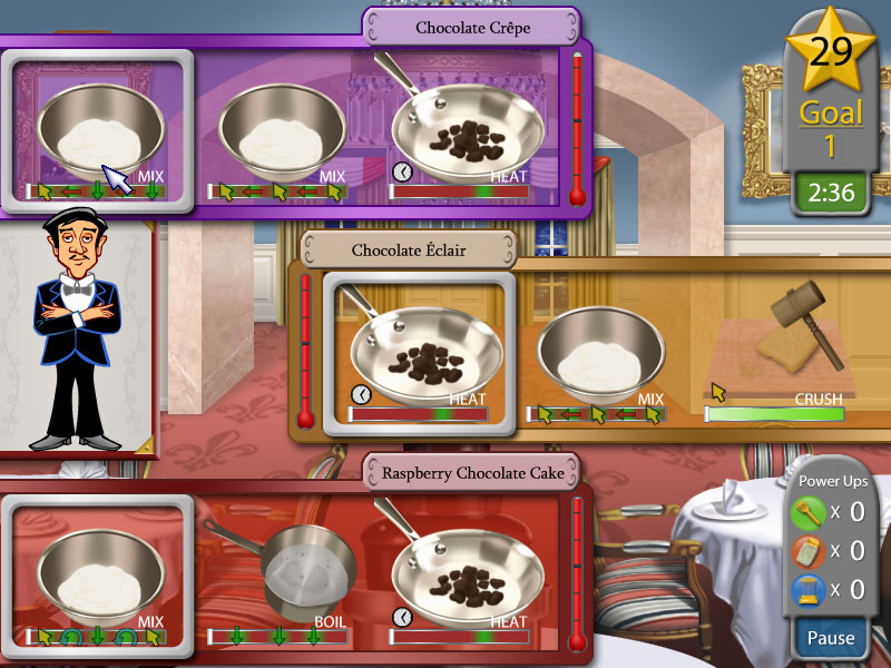Hot Dish screenshot